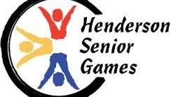 Henderson Senior Games logo