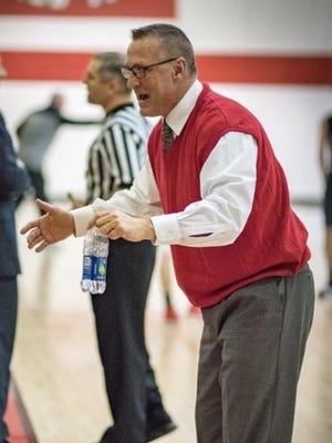 Keith Runyon is the new boys basketball coach at Lexington.