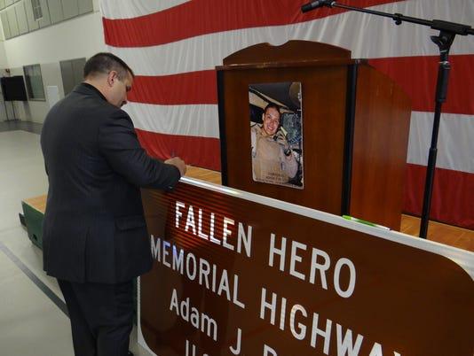 Fallen Hero Memorial Highway