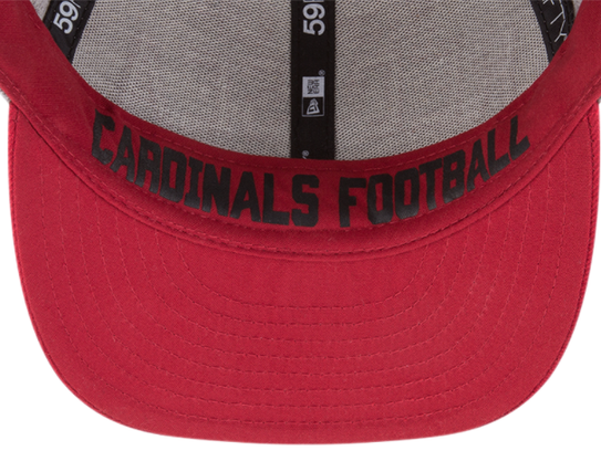 Cardinals Football? That is the phrase on the inside