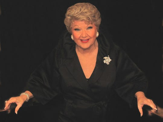 Kansas City jazz singer Marilyn Maye returns Friday and Saturday to Michael Holmes' Purple Room in Palm Springs.