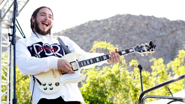 10/7: Post Malone | This multi-platinum white rapper