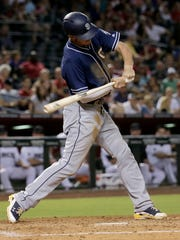 San Diego Padres' Wil Myers.