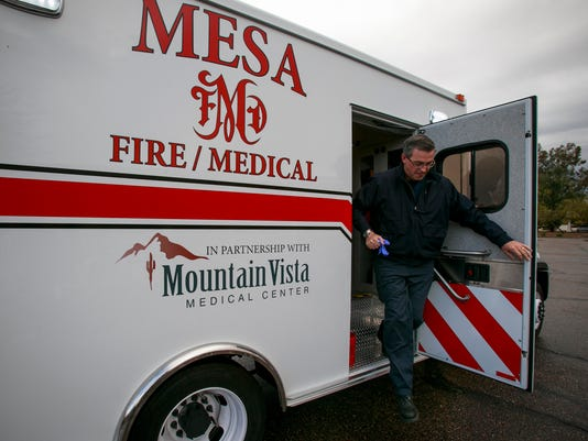 Mesa Fire and Medical