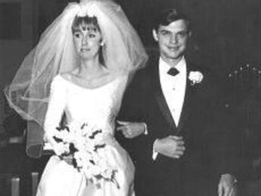 Anniversaries: Mrs. Edyth Duke Burnett & Phillip R Burnett