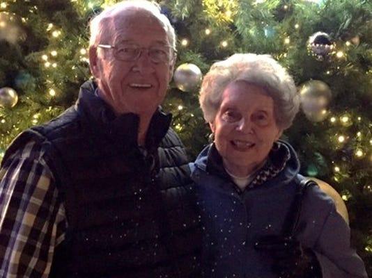 Anniversaries: Robert Cannon & Rita Cannon