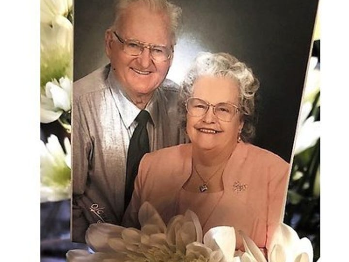 Special Occasions: James Kelleher & Patsy Kelleher