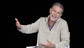 Netflix CEO Reed Hastings speaks at the WSJD conference