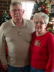 Frank and Linda Burnside