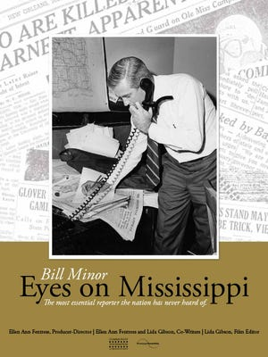 Journalist Bill Minor covered Mississippi for 70 years. The 94-year-old died on March 28.