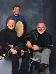 Irish group The Chieftans visit the Flynn Center in Burlington on Monday.