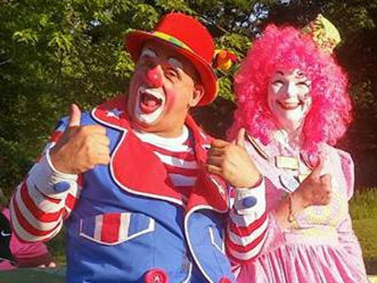 Spangle and Daisy May say they haven't gone out in full makeup since the mania started.