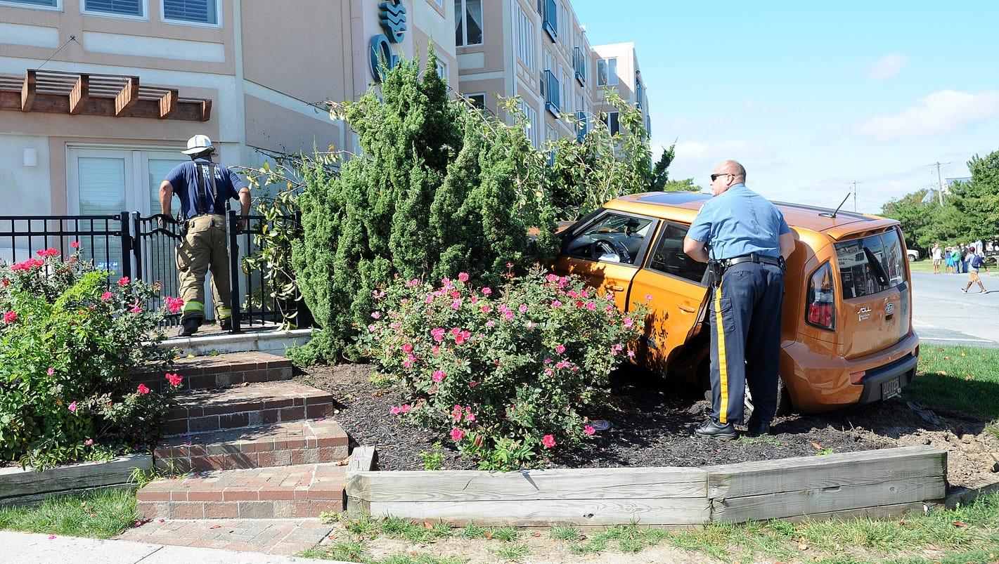 Dewey Beach Car Accident