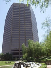 The Viad building on Central Avenue was formerly known