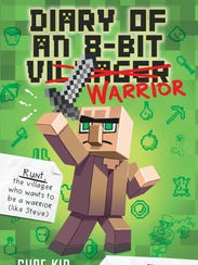 A fictional story told in the Minecraft world