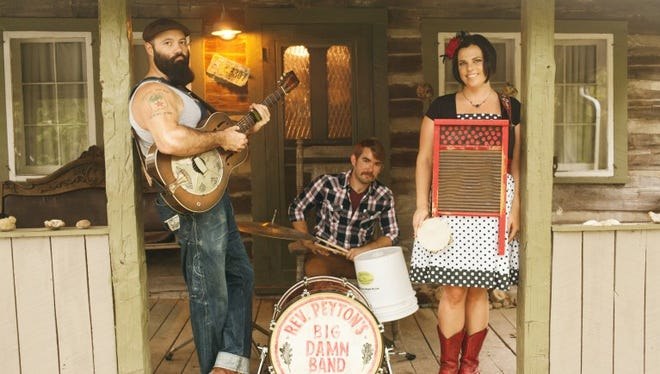 The Rev. Peyton's Big Damn Band will perform March 17 at the Hi-Fi.