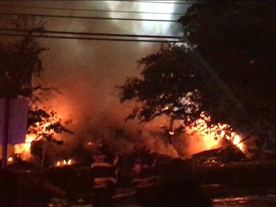 Piscataway fire