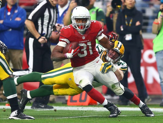 USP NFL: GREEN BAY PACKERS AT ARIZONA CARDINALS S FBN USA AZ