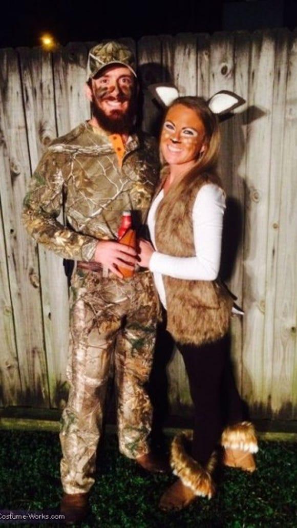 Hunter & Deer