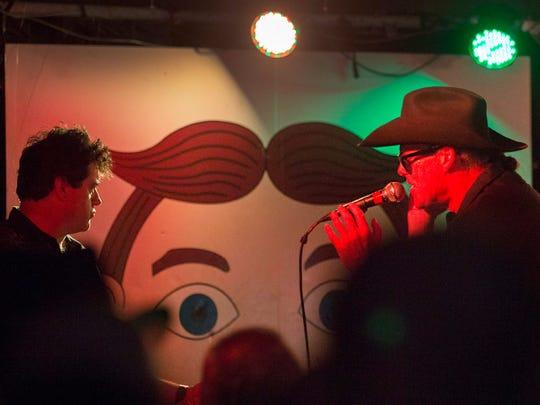 Dramarama perform at the Wonderbar in Asbury Park.