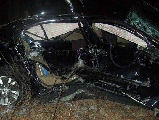 Car Accident Standish Maine