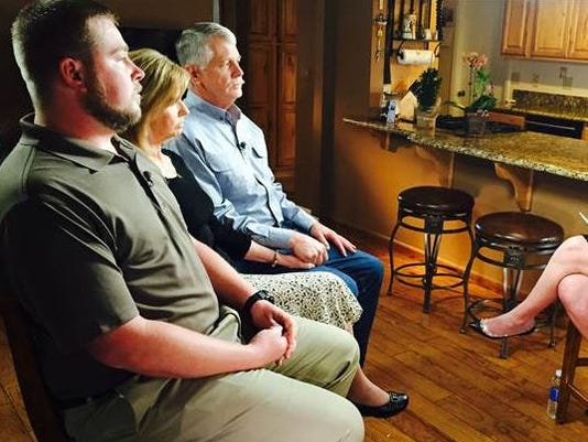 Savannah Guthrie sits down with Mueller family