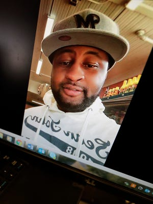 Jimmie M. Sanders was shot and killed by an Appleton police officer early Sunday morning at Jack's Apple Pub.