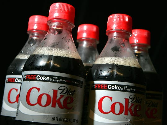 Diet soda may lead to more belly fat as you age