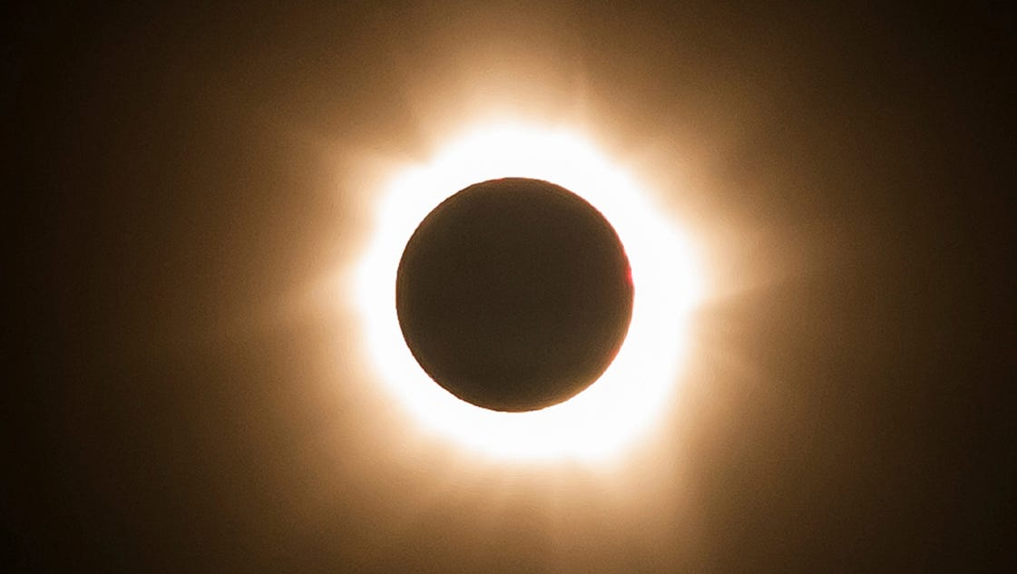 total solar eclipse  ing next week to asia and the pacific
