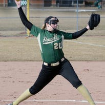 Erin Utter pitched a five-inning one-hitter to help Howell mercy-rule Waterford Mott.