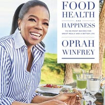 Oprah Winfrey serves up a yummy cookbook