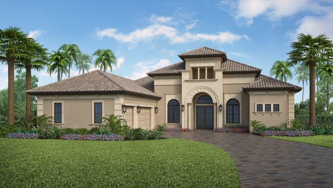 The Muirfield V by Stock Signature Homes is priced at $1,480,580.