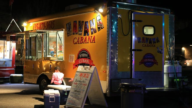 Havana Cabana serves up Cuban food at places like the George Streetfest in downtown St. George.