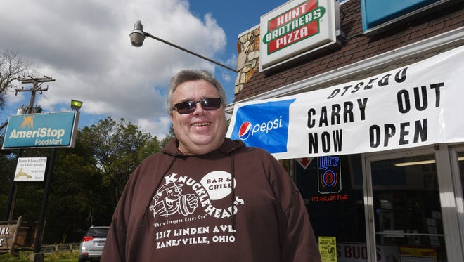Bob Clark has purchased the former AmeriStop Food Mart, renaming it the Otsego Carry Out.