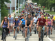 The Slow Roll bike ride in Detroit leaves every Monday