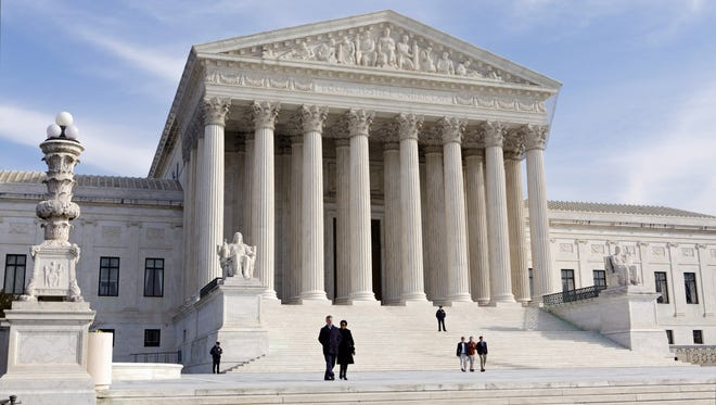 The U.S. Supreme Court is set to hear oral arguments on challenges to the same-sex marriage bans in Michigan and the other states the week of April 27.
