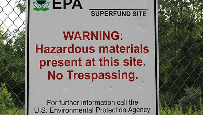 The Diamond Head Oil Refinery is one of New Jersey's record 114 Superfund sites.