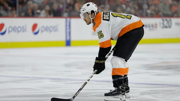 Michael Del Zotto has fallen on some tough injuries this year.