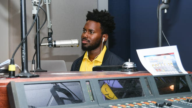 Tyrone Beach, producer of Star 102.1 Marc and Kim Show, announced that he is leaving the show.