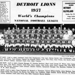 1957 Detroit Lions: Meet the championship roster; where are they now?