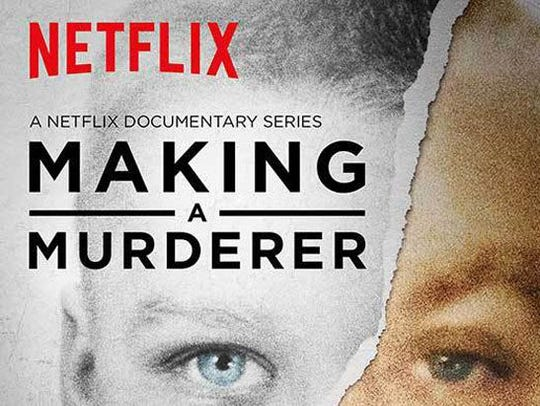 """""""Making a Murderer"""" crews were in Fox Crossing on Friday"""