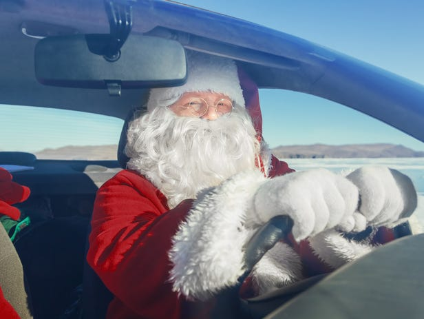 Santa's filling the tank for two lucky Xtras! Members. Enter 7/3-7/30