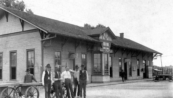 "An Abilene ""Then"" photo provided by the Abilene Convention & Visitors Bureau."
