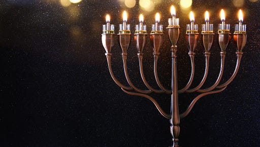 Jewish holidays can be somber occasions, but one of the most joyous times of the year for Jews begins Tuesday when Jews celebrate Hanukkah.