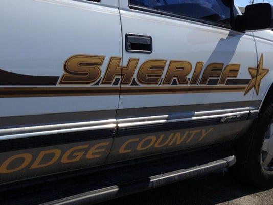 Dodge County Sheriff squad logo