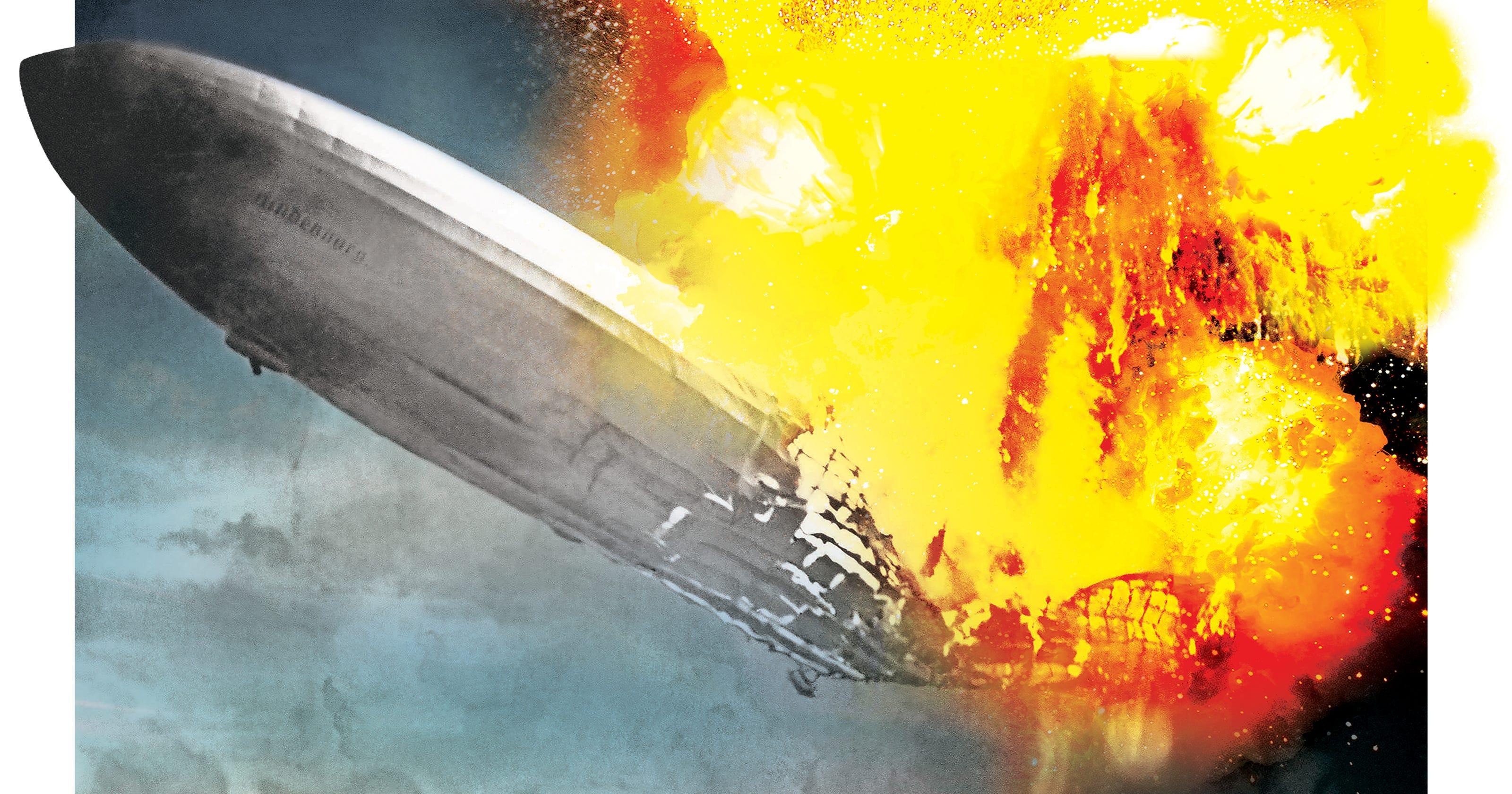 Hindenburg at 80: An interactive look into the tragic, fateful voyage