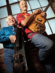 Trout Fishing in America will perform at the Northeast Louisiana Children's Museum Saturday.