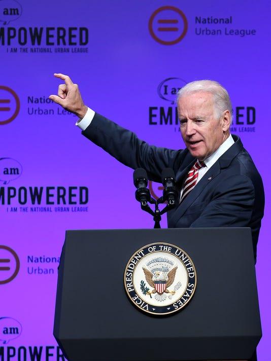 Biden National Urban League