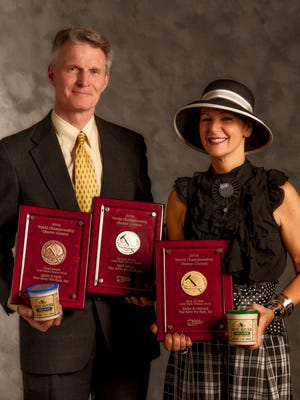 Newton-based Pine River Pre-Pack Inc. earned three awards at the 2016 World Championship Cheese Contest in Madison.