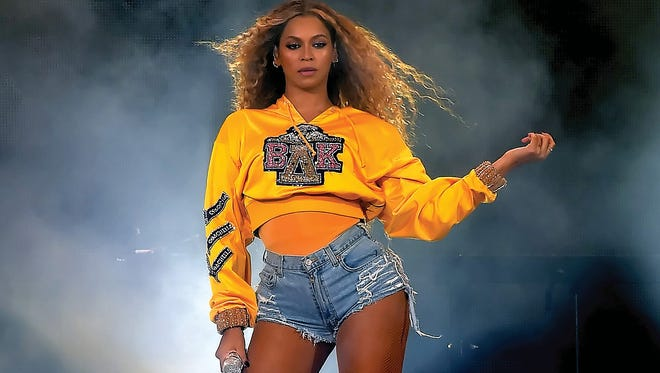 Beyoncé and Jay-Zwill perform on Aug. 2 and 3 at MetLife Stadium in East Rutherford.
